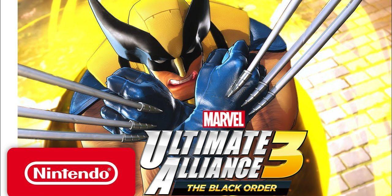 MARVEL ULTIMATE ALLIANCE 3: The Black Order – Announcement Trailer (Nintendo Switch™)