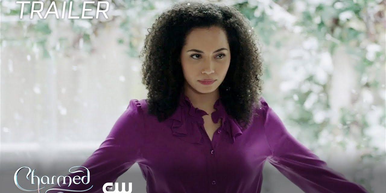 Charmed | Jingle Hell Trailer | The CW