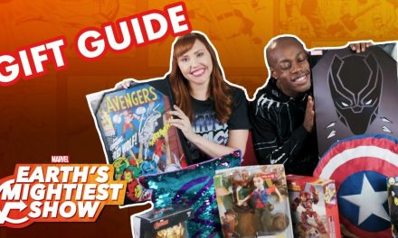 The Best Marvel Gifts for the Holidays! | Earth's Mightiest Show Bonus