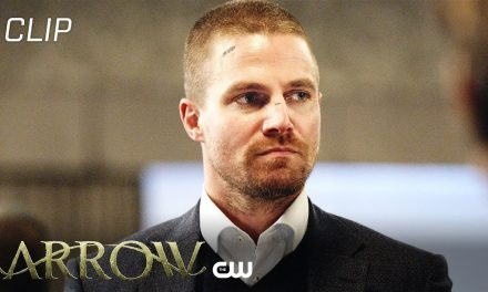 Arrow | Unmasked Scene | The CW