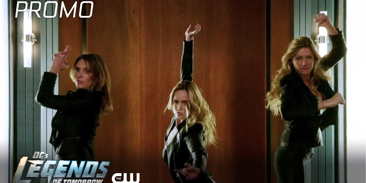 DC's Legends of Tomorrow | Legends Of To-Meow-Meow Promo | The CW