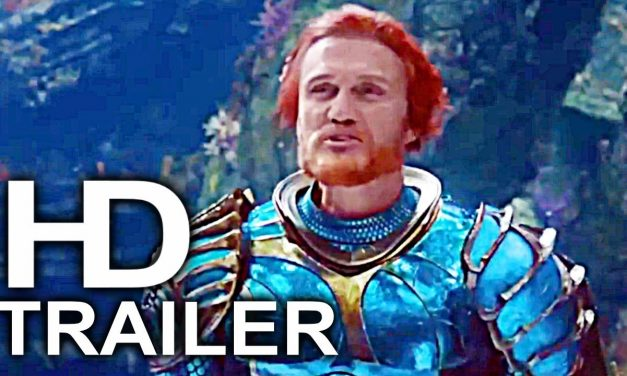 AQUAMAN Nereus Vs Ocean Master Fight Scene Clip + Trailer NEW (2018) Superhero Movie HD
