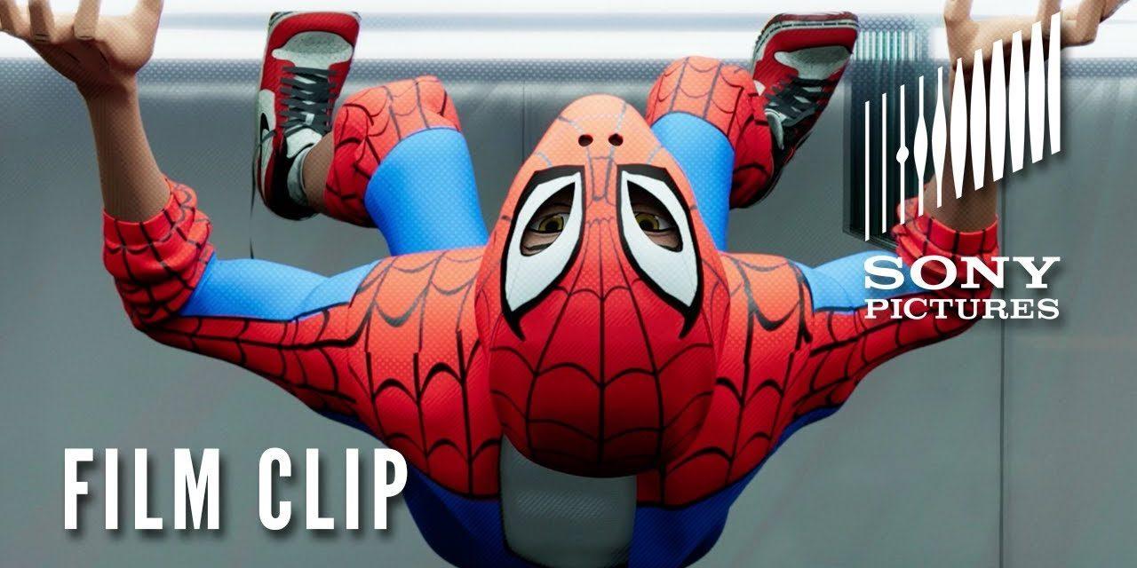 SPIDER-MAN: INTO THE SPIDER-VERSE Clip – Fight or Flight