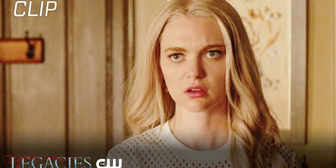 Legacies | Mombie Dearest Scene | The CW