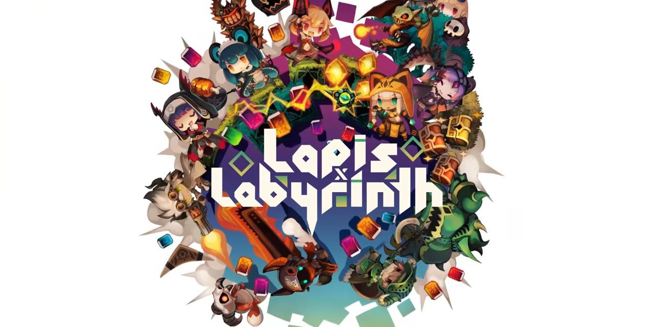 NIS America Brings Lapis x Labyrinth Locally To The Switch In 2019