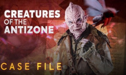 The Antizone | Case Files | Doctor Who