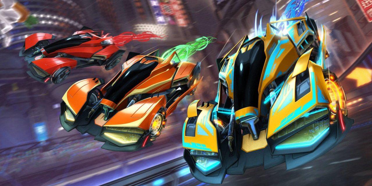 Reminder: Rocket League's Second Rocket Pass Is Now Live