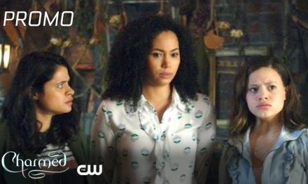 Charmed | Keep Calm And Harry On Promo | The CW