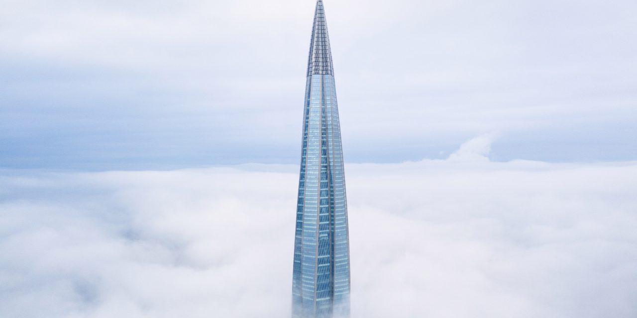 Dezeen's top 10 skyscrapers of 2018