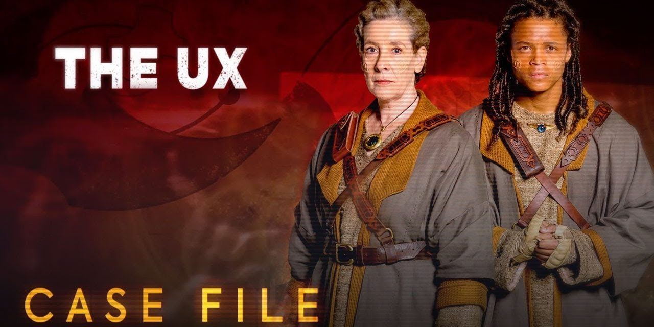 The Ux | Case File | Doctor Who