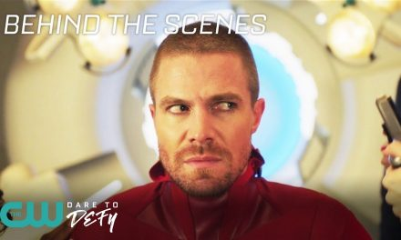 Elseworlds | Behind-The-Scenes | The CW
