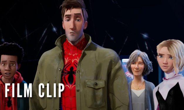 SPIDER-MAN: INTO THE SPIDER-VERSE Clip – Other Spider People