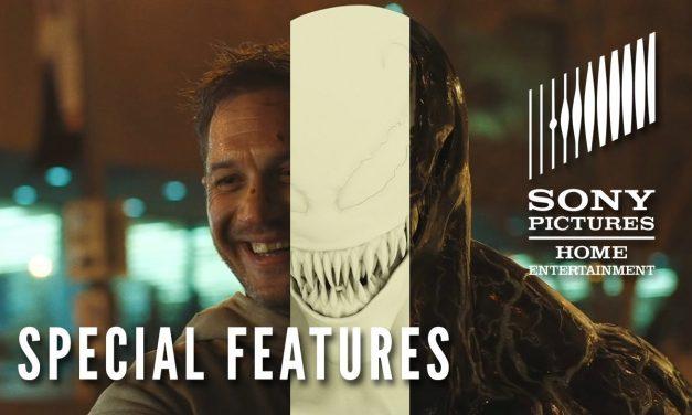 """VENOM: SPECIAL FEATURES CLIP """"Designing Venom"""""""