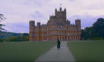 First Downton Abbey Trailer Is Winsome And Grand