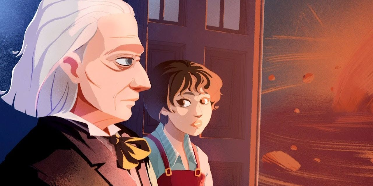 The Story of Susan Foreman   The Women Who Lived   Doctor Who