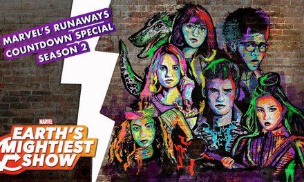 Marvel's Runaways Season 2 Countdown Special! | Earth's Mightiest Show