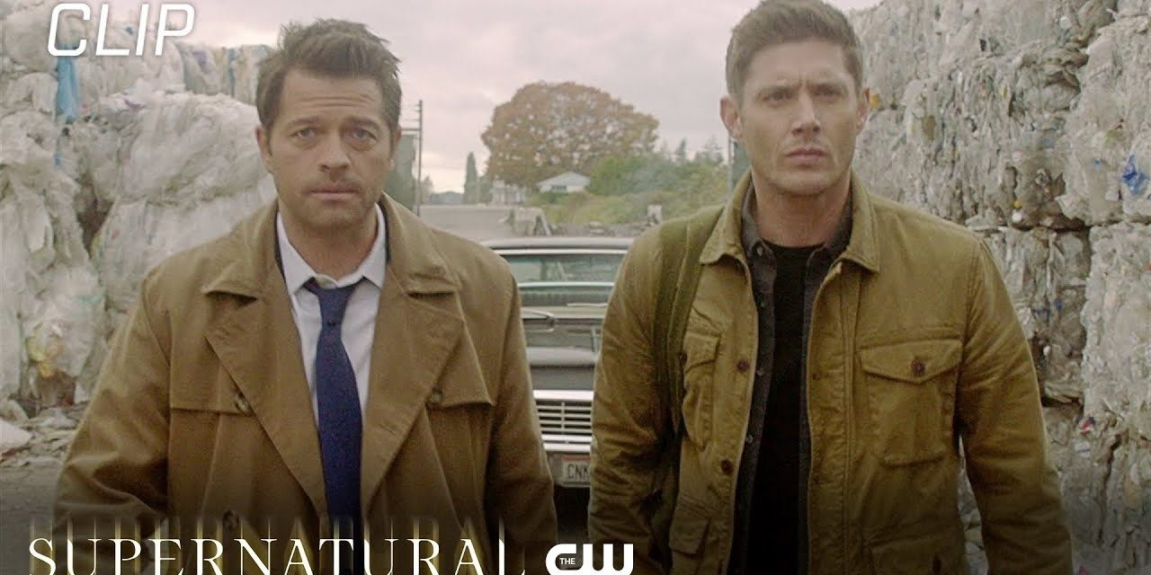 Supernatural | The Spear Scene | The CW