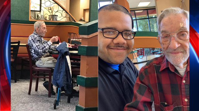 Man gifted free food for life at Chandler Arby's