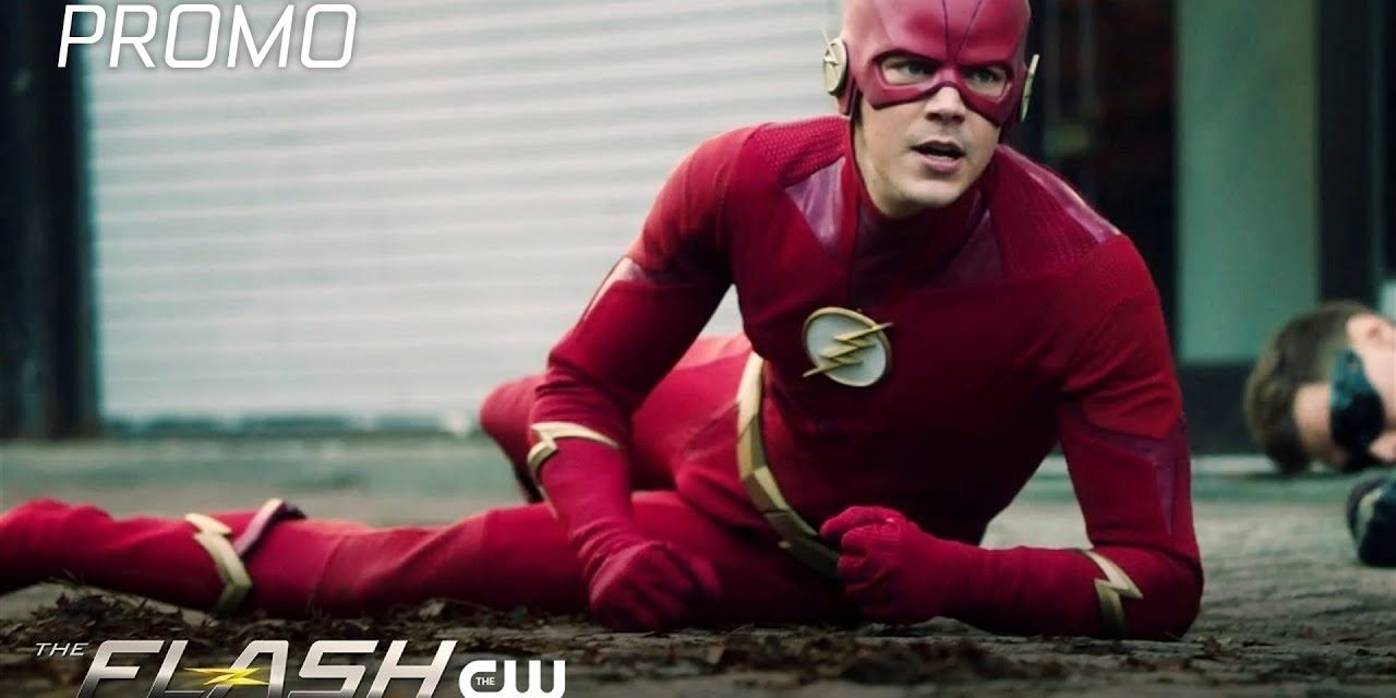 The Flash   The Flash & The Furious Promo   The CW