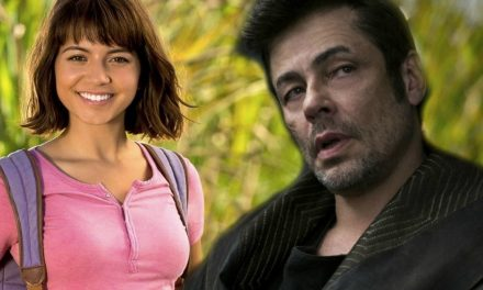 Benicio Del Toro Is Thieving Fox Villain Swiper in Dora the Explorer Movie