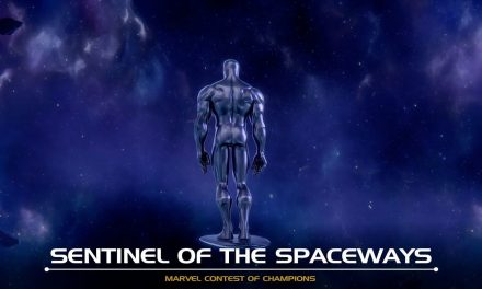Marvel Contest of Champions: Sentinel of Spaceways