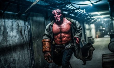Over-the-top 'Hellboy' trailer is filled with monsters and charm