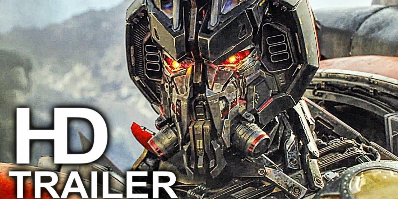 BUMBLEBEE Vs Blitzwing FULL Fight Scene Clip + Trailer NEW (2018) John Cena Transformers Movie HD