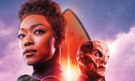Discovery S2 Trailer, Art Released