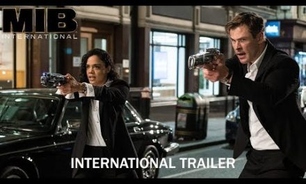 MEN IN BLACK: INTERNATIONAL – Official International Trailer