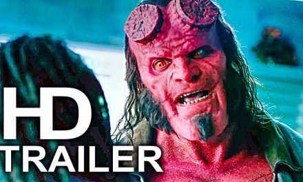 HELLBOY Trailer #1 NEW (2019) Superhero Movie HD