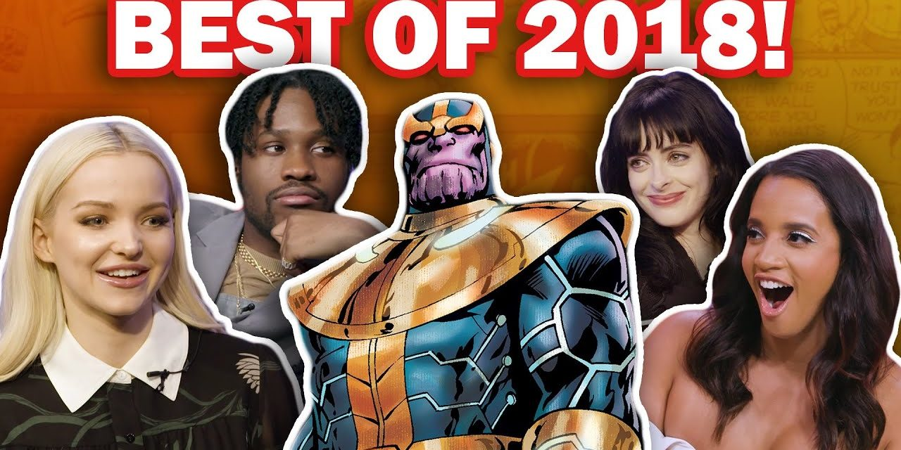 Check Out Marvel's Best of 2018! | Earth's Mightiest Show