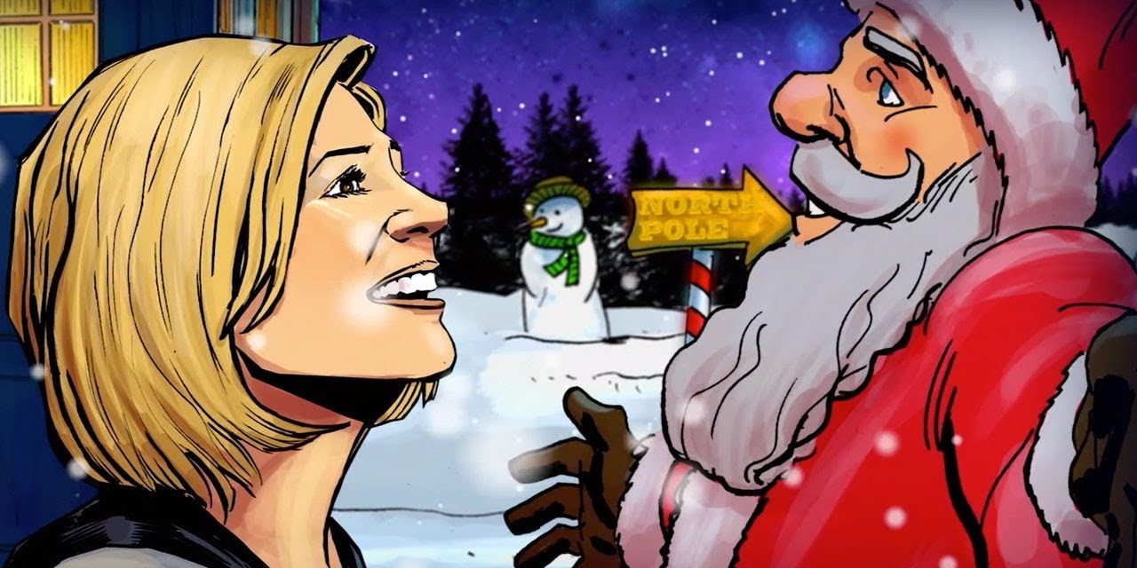 'Twas the Night Before Christmas | Doctor Who