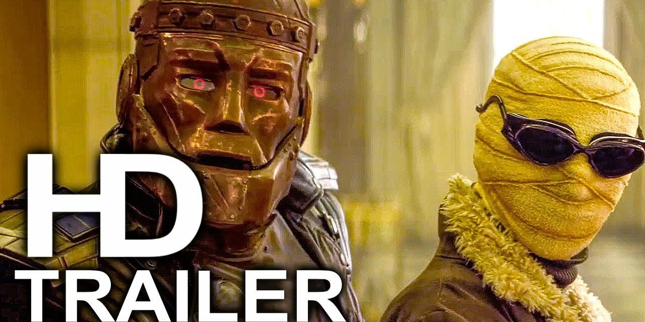 DOOM PATROL Trailer #1 NEW (2019) DC Universe TV Series HD