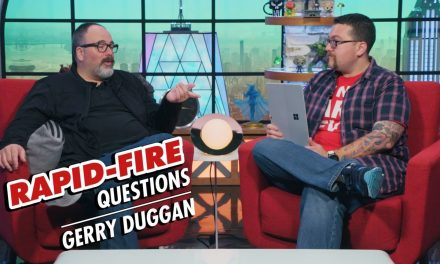 Rapid-Fire Questions with INFINITY WARS Writer Gerry Duggan! | Marvel Comics