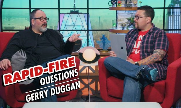 Rapid-Fire Questions with INFINITY WARS Writer Gerry Duggan!   Marvel Comics