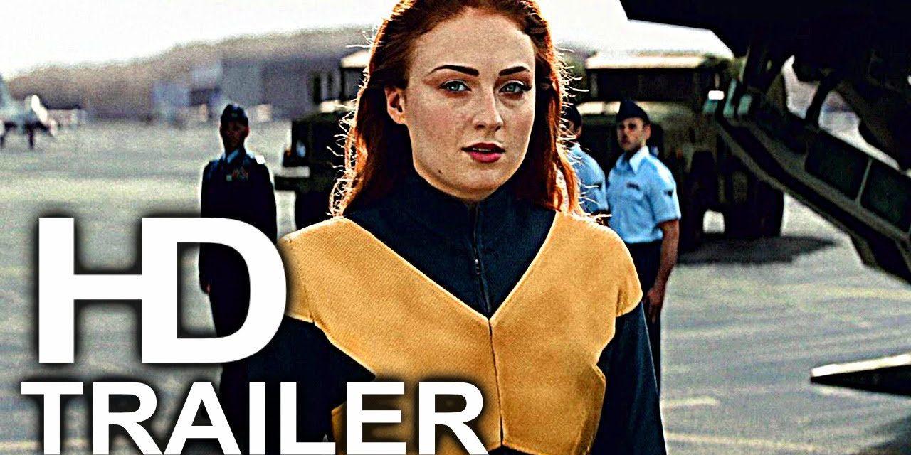 X-MEN DARK PHOENIX Trailer #2 NEW International (2019) Superhero Movie HD