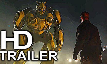 BUMBLEBEE Vs John Cena Fight Scene Clip + Trailer NEW (2018) John Cena Transformers Movie HD