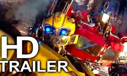 BUMBLEBEE Cybertron Has Fallen Trailer NEW (2018) John Cena Transformers Movie HD