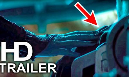 AVENGERS 4 ENDGAME Nebula Saves Tony Stark Trailer NEW (2019) Marvel Superhero Movie HD