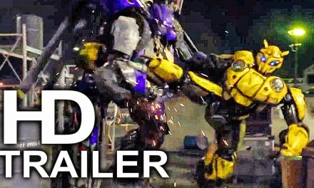 BUMBLEBEE Vs Dropkick FULL Fight Scene Clip + Trailer NEW (2018) John Cena Transformers Movie HD
