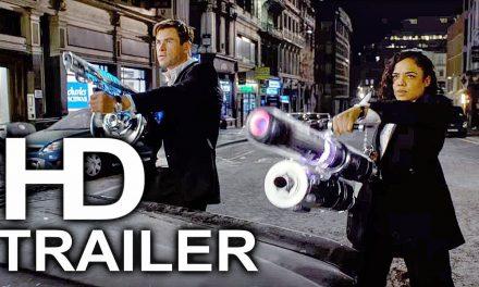 MEN IN BLACK 4 Trailer #2 EXTENDED NEW (2019) Chris Hemsworth, Tessa Thompson Comedy Movie HD.