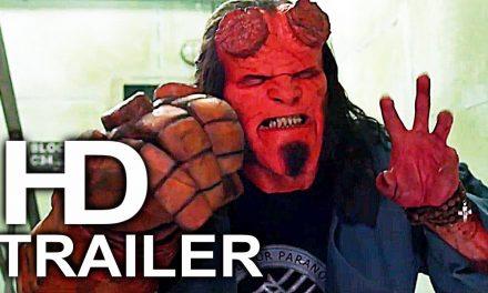 HELLBOY Trailer #2 Alternate Footage NEW (2019) Superhero Movie HD
