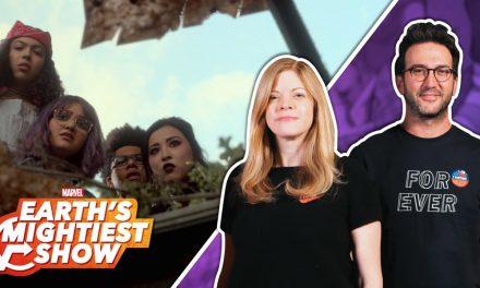 """Marvel's Runaways"" Showrunners Talk About the Making of Season 2! | Earth's Mightiest Show Bonus"