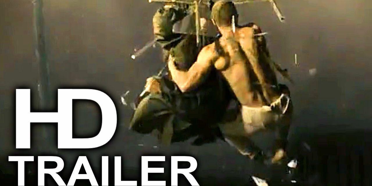 GLASS David Dunn Vs Kevin Wendell Crumb Fight Scene Trailer (2019) Bruce Willis Superhero Movie HD