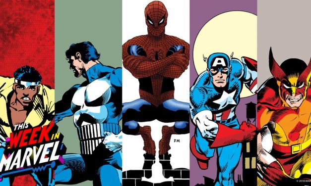 A Treasure Trove of Marvel Comics! Marvel Universe by Frank Miller Omnibus | This Week in Marvel