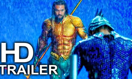 AQUAMAN Behind The Scenes Clip Funny Bloopers Gag Reel + Trailer NEW (2018) Superhero Movie HD