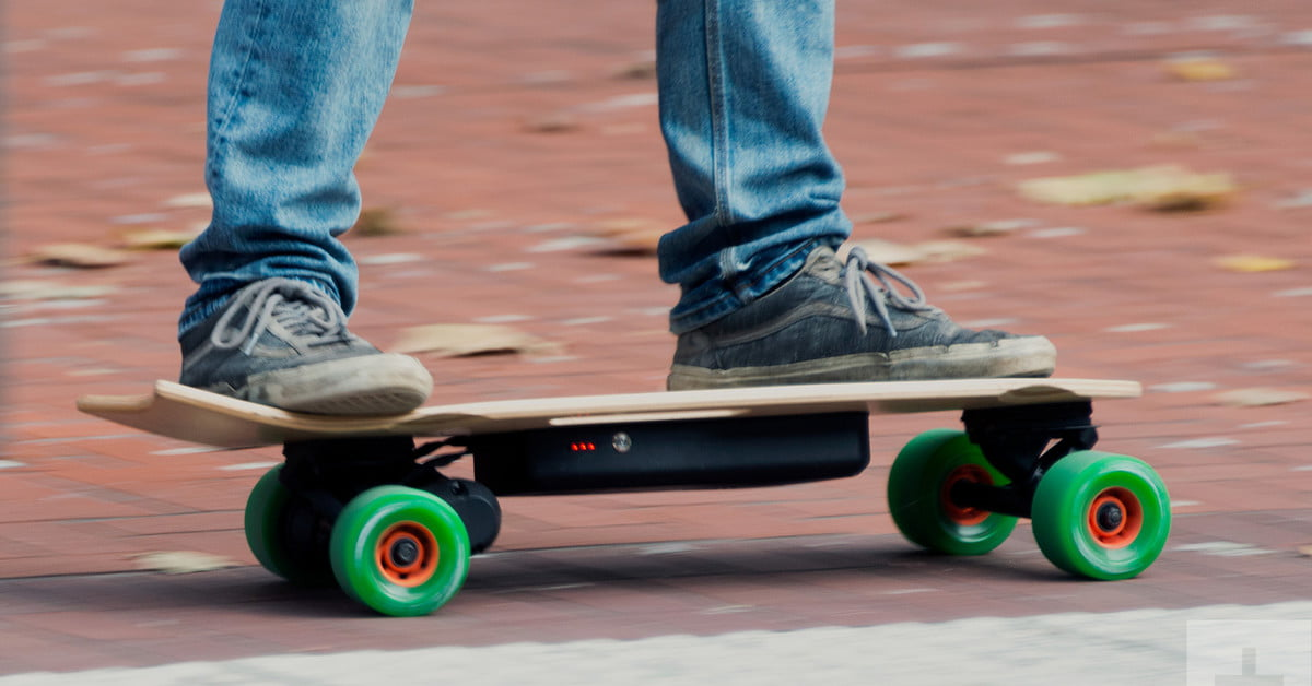 The best electric skateboards