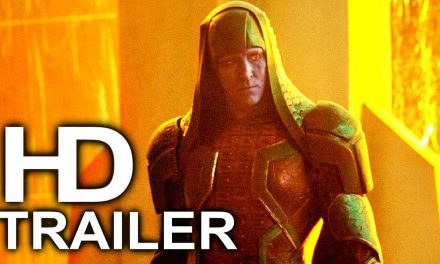 CAPTAIN MARVEL Ronan Arrives Trailer NEW (2019) Superhero Movie HD