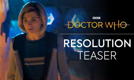 New Year Special Teaser | Doctor Who: Resolution