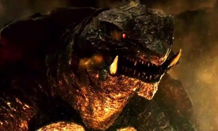Trailer for Unmade Kaiju Horror GAMERA 2016 is a Beautiful Beast!